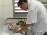 Sức khỏe đời sống - Phẫu thuật lấy khối u khổng lồ 19kg