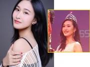 """Người mẫu - Hoa hậu - """"Bản sao Thu Thảo"""" đăng quang Hoa hậu Trung Quốc"""