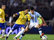 """Bóng đá - Argentina - Brazil: Ngày của """"kép phụ"""""""