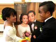 Bạn trẻ - Cuộc sống - Chuyện tình cảm động của cặp đôi bán vé số cao 1m
