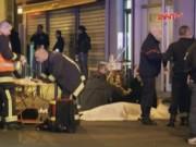 Video An ninh - Tấn công hàng loạt đẫm máu ở Paris, 153 người chết