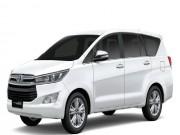 Chi tiết Toyota Innova 2016 sắp ra mắt ở Đông Nam Á