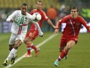 Bóng đá - Nga - Bồ Đào Nha: Bế tắc khi thiếu Ronaldo