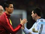 Bóng đá - Ronaldo, Messi nói gì về vụ đánh bom khủng bố