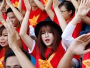 """Bóng đá - CĐV Việt Nam háo hức """"tiếp lửa"""" giải U21 Clear Men Cup"""