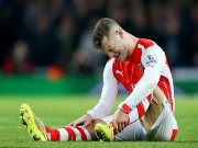 """Bóng đá - Arsenal là """"Á quân"""" Premier League… tiền viện phí"""