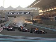Thể thao - Lịch thi đấu F1: Abu Dhabi GP 2015