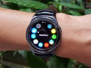 Thời trang Hi-tech - Trên tay smartwatch Gear S2 Classic chống nước