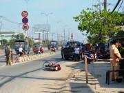 Tin tức trong ngày - Người đàn ông chết bí ẩn sau tai nạn giao thông