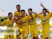 Bóng đá Việt Nam - Lịch thi đấu giải U21 Quốc tế - Clear Men Cup 2015