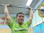 Cử tạ Việt Nam: Chông gai giành vé dự Olympic Rio