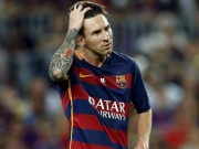 """Bóng đá - Vì Barca, Messi không nên đá """"Siêu kinh điển"""""""