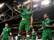 Bóng đá - Ireland – Bosnia: Chiến thắng xứng đáng