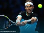 Thể thao - Nadal – Wawrinka: Tự tin cao độ (ATP Finals)
