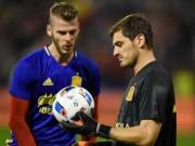 Bóng đá - Gặp đội bóng số 1 TG, De Gea e ngại Hazard & Benteke