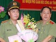 Tin tức trong ngày - Phó Giám đốc Công an tỉnh Đồng Nai 33 tuổi