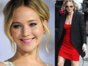 Jennifer Lawrence kiếm tiền nhiều, mặc siêu đơn giản
