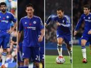 """Bóng đá - """"Siêu cải tổ"""", Chelsea muốn bán 4 ngôi sao"""