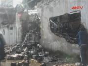 Video An ninh - TP.HCM: Xưởng may bốc cháy, 5 người thương vong
