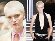 Thời trang - Cuộc đời mẫu nữ nổi tiếng nhờ cạo trọc Ruth Bell