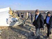 Chính thức công bố nguyên nhân máy bay Nga rơi ở Ai Cập