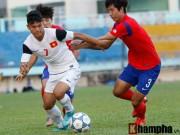 """Bóng đá - Sợ U21 HAGL """"do thám"""", U19 Hàn Quốc giấu bài"""