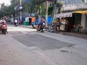Tin tức Việt Nam - Thi công kiểu…nham nhở