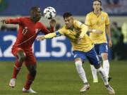 Bóng đá - Chi tiết Brazil - Peru: Cách biệt mênh mông (KT)