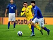 Bóng đá - Italia - Romania: Hấp dẫn hơn cả mong đợi