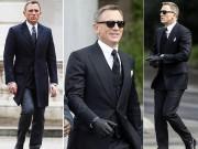 Thời trang - Khảo giá trang phục tiền tỷ của điệp viên James Bond