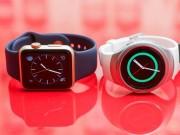 Samsung Gear S2 đối đầu Apple Watch