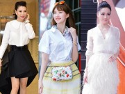 Thời trang - 10 cách kết hợp chân váy phái đẹp nên thuộc nằm lòng