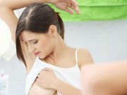 Sức khỏe đời sống - Sai lầm khi tự kiểm tra ung thư vú tại nhà