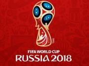 Bảng xếp hạng bóng đá - Bảng XH vòng loại WORLD CUP 2018 - KHU VỰC NAM MỸ