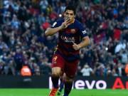 Bóng đá - Trước trận Real-Barca: Suarez ngán nhất hàng thủ Real