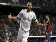 """Bóng đá - El Clasico: Real Madrid đợi """"thần tài"""" Benzema"""