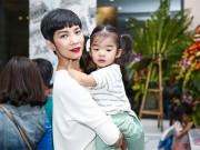 Người mẫu - Hoa hậu - Xuân Lan chưa từng thừa nhận ly hôn dù làm single mom