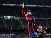 """Bóng đá - 10 năm, 30 lần Messi """"thiêu đốt"""" Real Madrid"""