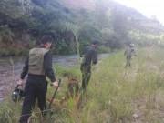 Tên cướp taxi ở Kon Tum tự nhận là quân nhân