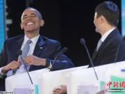 Thế giới - Tổng thống Mỹ Obama phỏng vấn tỉ phú Trung Quốc Jack Ma