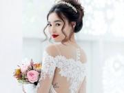 Thời trang - Lan Ngọc hóa cô dâu vì bị bố mẹ... giục lấy chồng