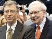 Tài chính - Bất động sản - Giới siêu giàu thế giới đang ngại rút tiền đi từ thiện