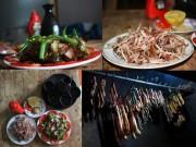 Ẩm thực - Đông về thẩn thơ nhớ thịt treo gác bếp Hà Giang