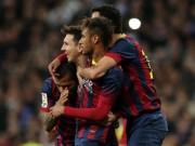 """Bóng đá - Siêu kinh điển và con số 12 """"may mắn"""" của Barca"""
