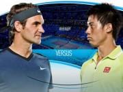 Thể thao - Federer - Nishikori: Giằng co nghẹt thở (ATP Finals)
