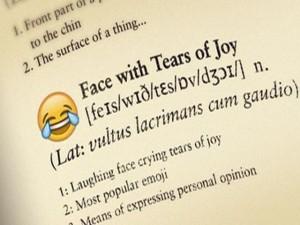 QC trực tuyến - Có một emoji đã trở thành từ của năm 2015