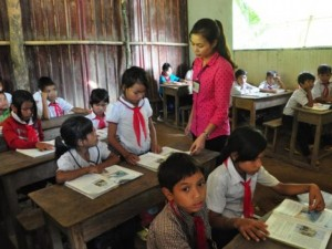 Giáo dục - du học - Quên tình riêng vì trò nghèo vùng cao