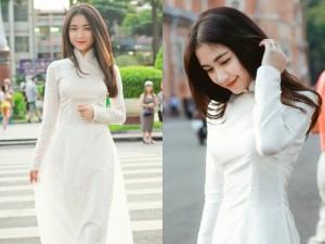 Ca nhạc - MTV - Hòa Minzy thướt tha áo dài xinh như thiên thần