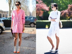 Thời trang - Sự kết giao sành điệu của công sở và váy sơ mi