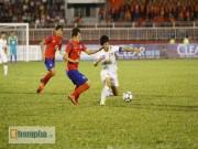 """Bóng đá - U21 HAGL - U19 Hàn Quốc: Đụng phải """"bức tường thép"""""""